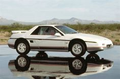 When I was 16 this is what I wanted a Fiero.  My brother had one and I wanted it!