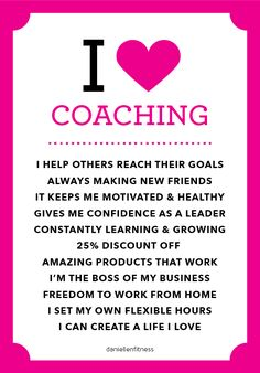 Benefits of Beachbody Coaching! Why I love coaching and helping others. Best job ever!
