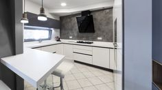 Designed by Kitchen Gallery Igoumenitsas... Mod.Aleve Appliances Kuppersbuch Top corian by dupont Petsis