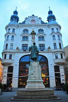 Lugeck Strasse - Vienna, Austria