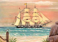 Eileen Blair - Ship At Sea