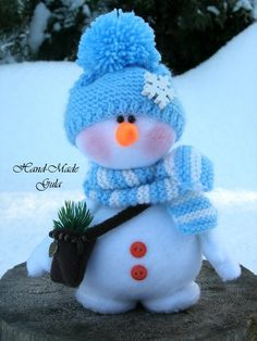 VK is the largest European social network with more than 100 million active users. Christmas Jars, Handmade Christmas Decorations, Christmas Gnome, Christmas Projects, Snowmen Pictures, Sock Snowman, Miniature Crafts, Hobbies And Crafts, Decor Crafts