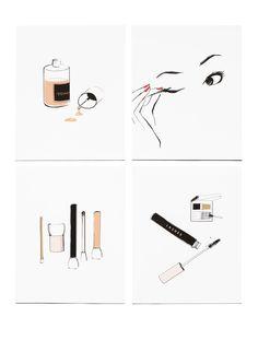 Garance Doré Boutique - Eyeliner Poster