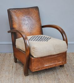 Art Deco French Chair - Bring It On Home
