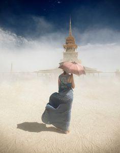 Christopher Michael - Burning Man