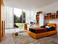 Contemporary style fitted Z011 by Zalf #kids