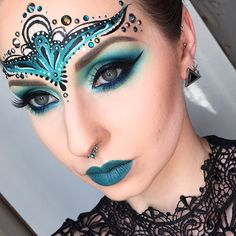 "LOOK DU WEEK-END || ""Apocalips"" @illamasqua  