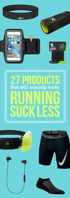 27 Products That Will Make Running Infinitely Better