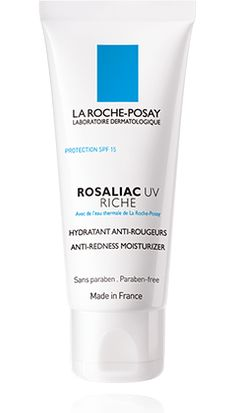 Rosaliac UV Rich, a product in the Rosaliac range by La Roche-Posay recommended for Skin prone to redness.