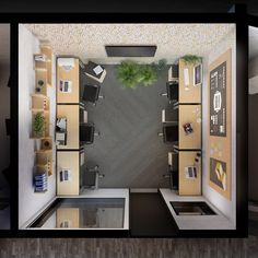 Office Plan, Office Setup, Office Decor, Office Furniture Design, Office Interior Design, Office Interiors, Small Office Design, Corporate Office Design, Container Office