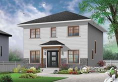 House plan W3716-V1 by drummondhouseplans.com