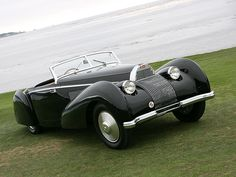 :: Horch 853 Voll & Ruhrbeck Sport Cabriolet 1937