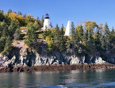 Eagle Island Lighthouse, Maine