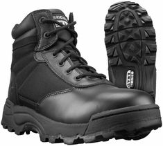 If it's a shorter uniform boot you are looking for, the women's Classic has you covered. With its padded collar and phylon midsole, this boot delivers the all-day comfort and tactical performance Original S. Duty Boots, Duty Gear, Steel Toe, Black Boots, Hiking Boots, Footwear, Slip On, The Originals, Boots