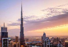 Dubai's TOP of the world