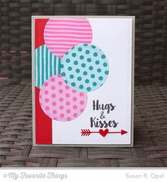 So Much Love, Inside & Out Stitched Rectangle STAX Die-namics, Radial Stitched Circle STAX Die-namics, Tag Builder Blueprints 5 Die-namics - Susan Opel  #mftstamps