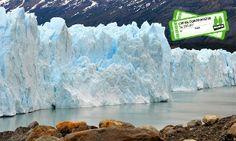 Groupon - El Calafate: desde $ 3699 por persona en base doble por 3 o 4 noches en Hotel Unique Luxury Patagonia + spa + aéreos en . Precio de la oferta Groupon: $3.699