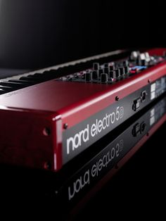 MATRIXSYNTH: Nord Keyboards Introduces the Nord Electro 5