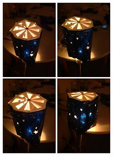How to make a rotating lamp shade i could make that pinterest technology crafts rotating light aloadofball Images