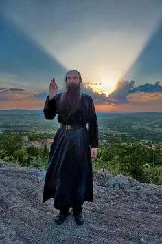 Отац Јован из манастира Лешје