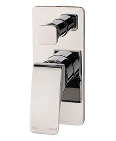 RU791 Shower / Bath Diverter Mixer