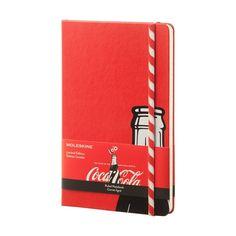 Moleskine Coca Cola Straw Limited Edition Notebook - Moleskine