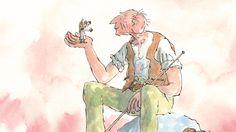 The Big Friendly Giant - Roald Dahl