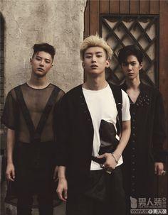 Seungyoun, Yixuan and Yibo