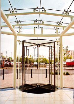 Project: Tower Court  Land:Verenigd Koninkrijk  Plaats:Coventry  Product:Crystal Tourniket  Segment:Overheidsgebouwen