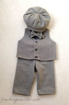Ring bearer outfit... $85