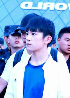 Yiyangqianxi #Jackson #jacksonyi #易烊千玺 #อี้หยางเชียนซี #เชียนซี #tfboys #boyhood