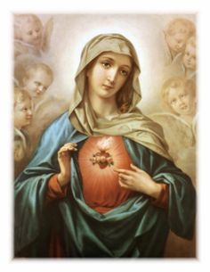 Saturday of Our Lady or St. Placid and Companions, Martyrs or Immaculate Heart of Mary - October 5th, 2013 - Propers | Traditional Latin Mass in Maryland