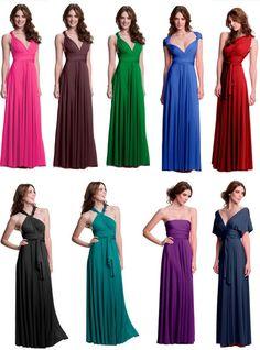 vestido multiformas - Buscar con Google