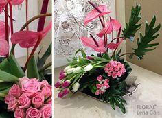 Floral Lena G lista Altar, Flower Arrangements, Floral, Plants, Gardening, Table, Floral Arrangements, Window Boxes, Table Scapes