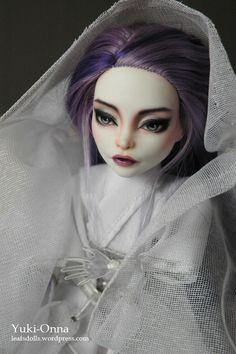 Monster High Spectra Vondergeist custom doll repaint by LeafOfSteal.
