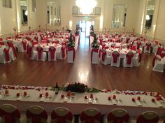 All white wedding decor for adelaide wedding reception www red themed wedding reception adelaide houseofthebride junglespirit Image collections
