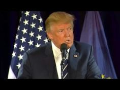 Trump responds to FBI reopening Clinton email probe!  Reblogged from the CNN on YouTube from https://www.youtube.com/watch?v=rIH1hGys-0A  The rights for the video belong to CNN