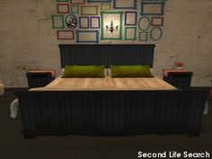 PrimBay - Mansion bed DIAMOND edtion - by PRIME