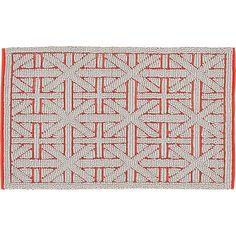 queenie rug | CB2 - 3x5 $129 / 5x8 $349
