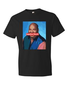 Fresh Prince of Bel Air T Shirt Uncle Phil Fresh Prince of Bel-Air Fashion