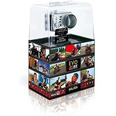 Nilox EVO MM93 Videocamera 16 megapixel Evo, Full Hd 1080p, Action, Sport, Group Action, Deporte, Sports