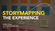 Storymapping the Experience - Slideshare