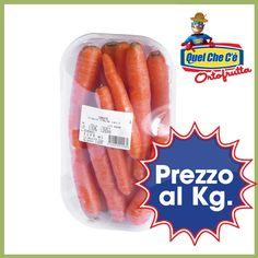 Fresche e genuine da mangiare in insalata o cotte. Vendita al kg a solo € 0,90!!!