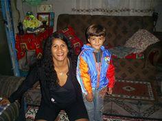 Claudia e Joao Vitor