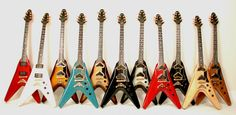 10 Guitars You Need to Know #4: The Flying V