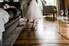 Flower girl trying on the Bride's shoes. Wedding Day in-between moment. Elope to Ireland. Elope Wedding, Wedding Day, Wedding Dresses, Portrait Photography, Wedding Photography, Relaxed Wedding, Irish Wedding, Bride Shoes, Couples In Love