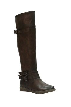 e59b8cef75390 EXTREME by Eddie Marc Libby Tall Buckle Boot by Must Have Fall Footwear on   HauteLook