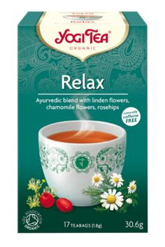 Find Peace & Tranquility with this relaxing Ayurvedic Tea Blend  A unique blend of calming and relaxing herbs & exotic spices to soothe stress Enjoy the intriguing delicious and soft taste of chamomile and linden flower, rose hips, orange peel and raspberry leaf Inherently comforting, the essence of this tea is: 'Peace & Tranquility' Enjoy the health-giving benefits of traditional herbal and spice teas