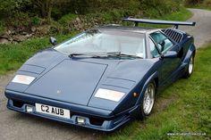 Lamborghini Countach by DriveArchive, via Flickr