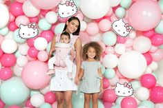 Hello Baby, Hello Kitty! Hello Kitty Baby, Pink Design, Stylish Baby, Baby Registry, Mini Me, Baby Wearing, Event Decor, Icon Design, Little Ones